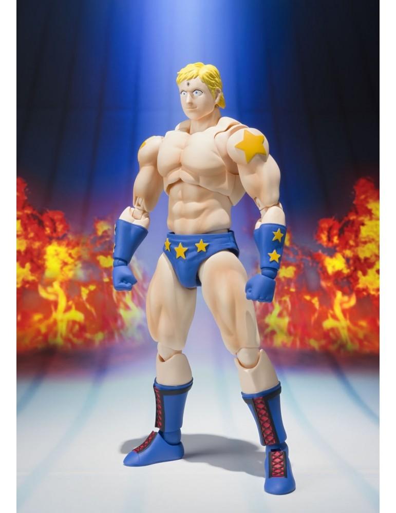 Figura Kinnikuman Terryman Sh Figuarts 15 cm