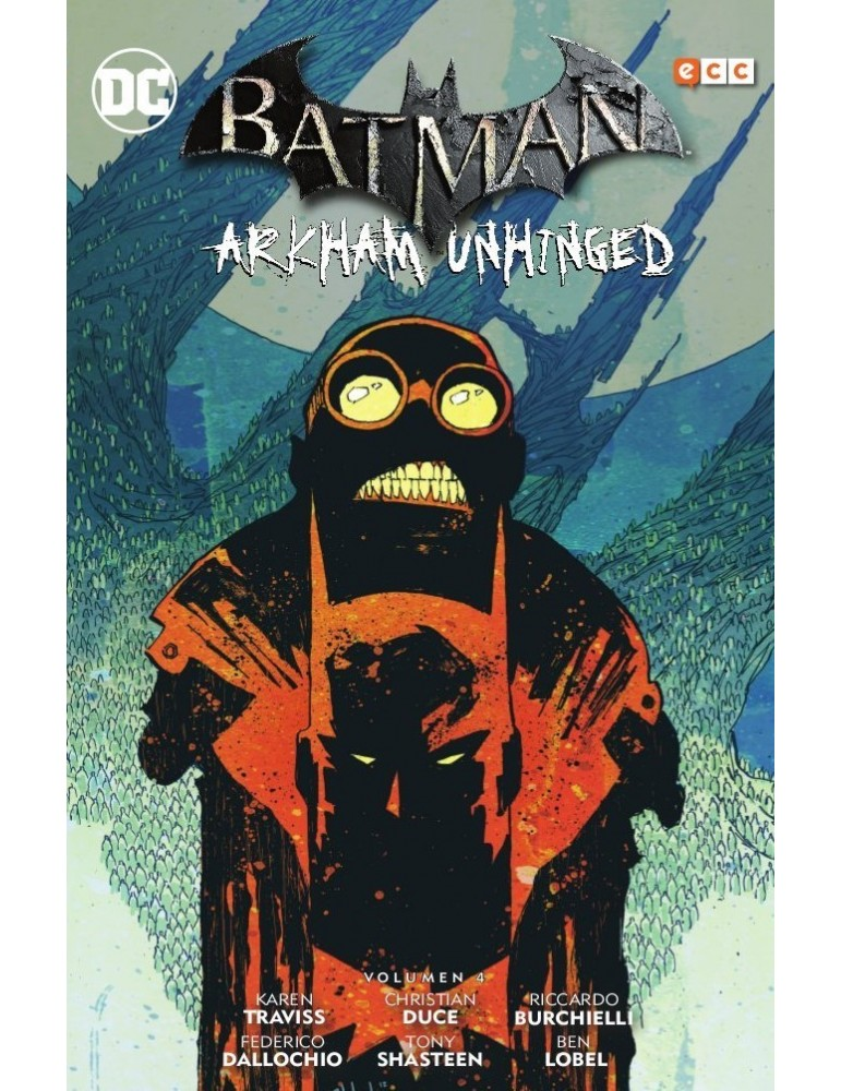 Batman: Arkham Unhinged vol. 04