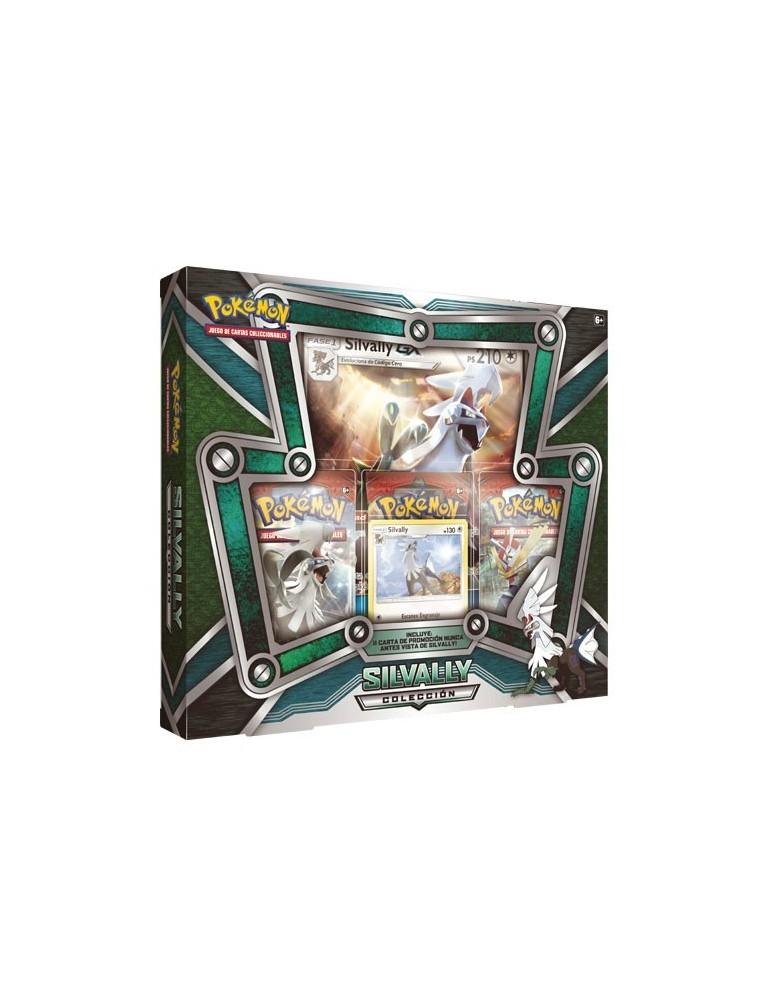 Pokémon JCC: Caja Colección Silvally