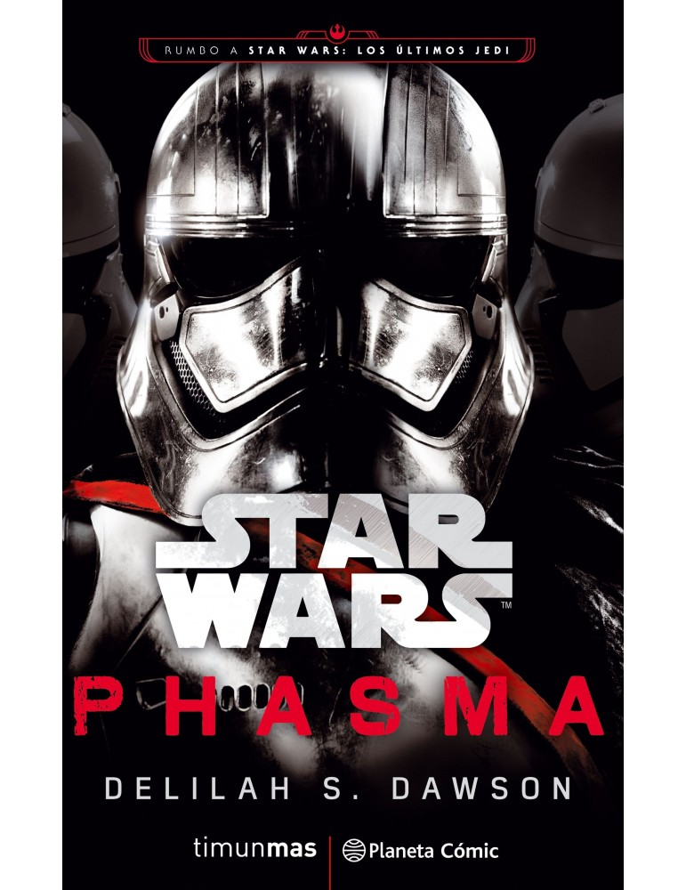 Star Wars Episodio VIII Phasma (novela)