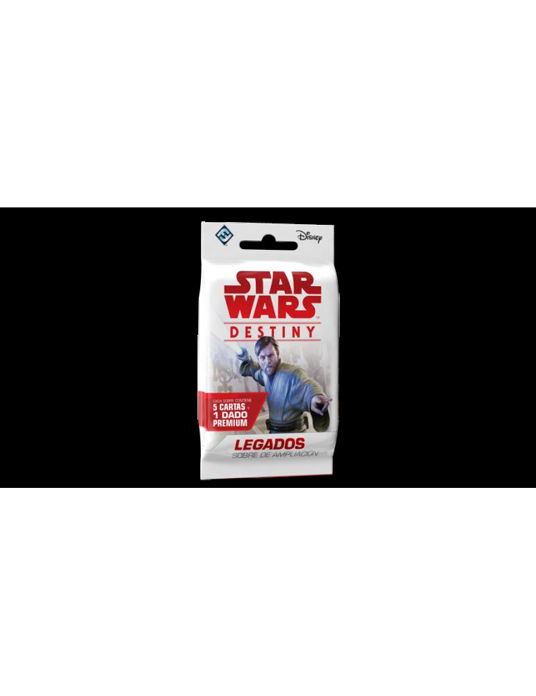 Star Wars: Destiny - Legados: Sobres de Ampliación
