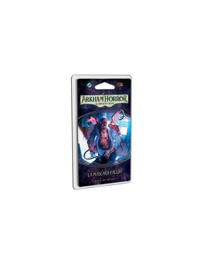 Arkham Horror: el juego de cartas - La máscara pálida