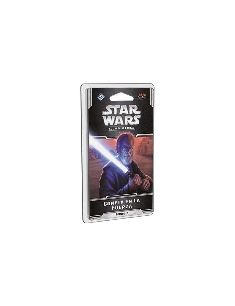 Star Wars LCG - Ciclo Alianzas: Confía en la Fuerza