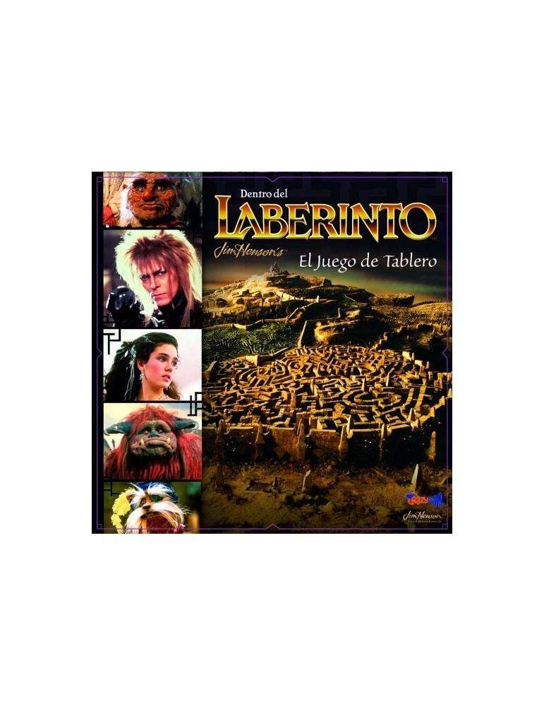 Dentro del Laberinto: el juego de mesa (Castellano)