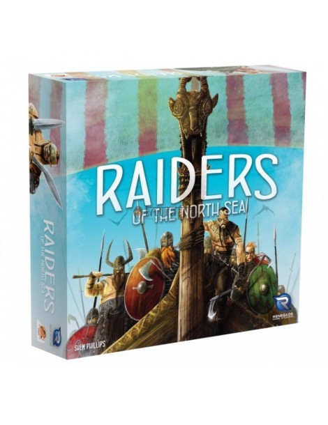 Raiders of the North Sea (Inglés)