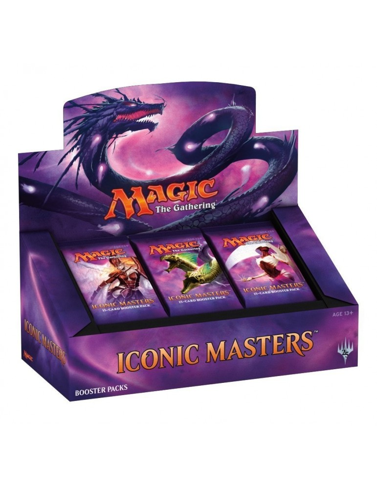 Magic: Iconic Masters Booster Pack (Inglés)