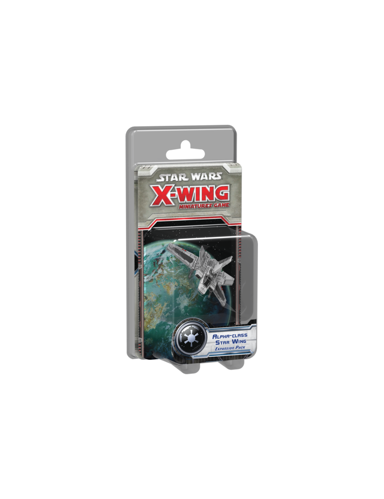Star Wars: X-Wing - Alpha-Class Star Wing Expansion (Inglés)