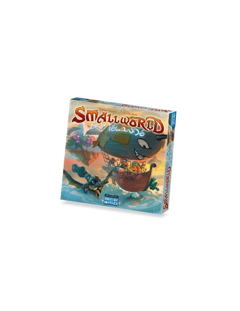 Small World: Sky Islands (Inglés)