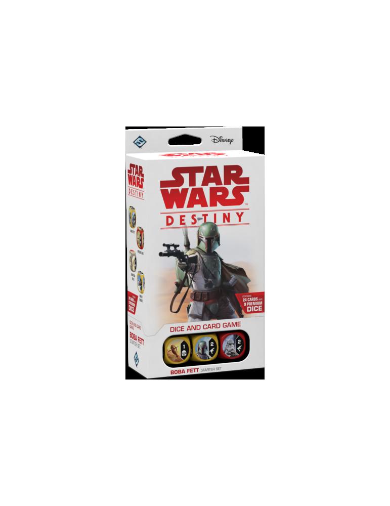 Star Wars: Destiny - Boba Fett Starter Set (Inglés)