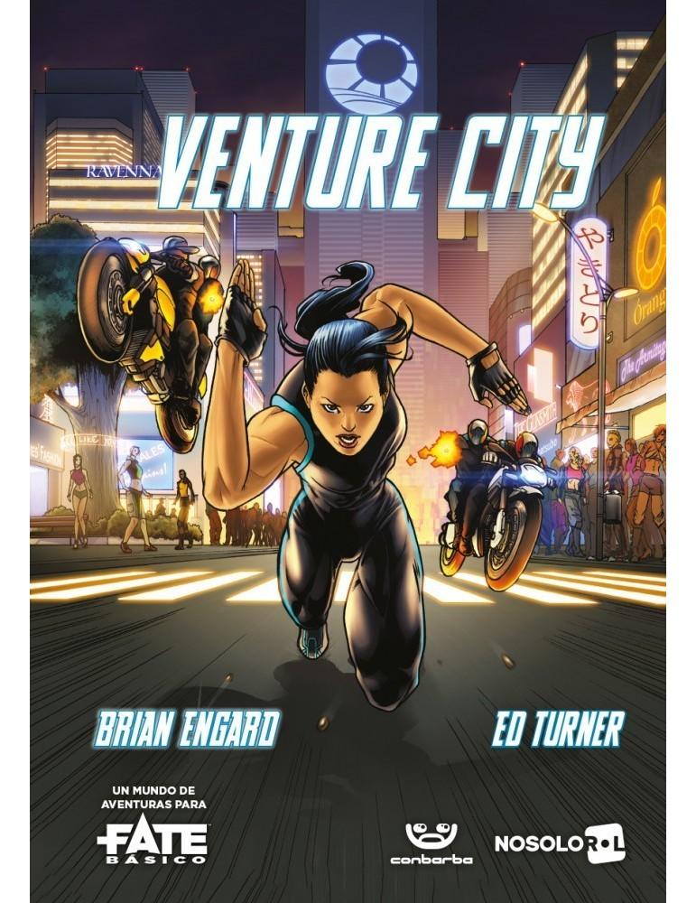 Venture City