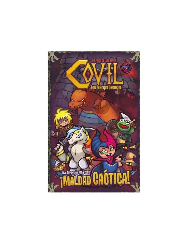 Covil: Los Señores Oscuros - Maldad Caótica