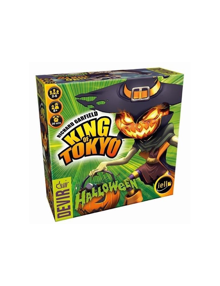 King of Tokyo: Halloween - Nueva Edición (Castellano)