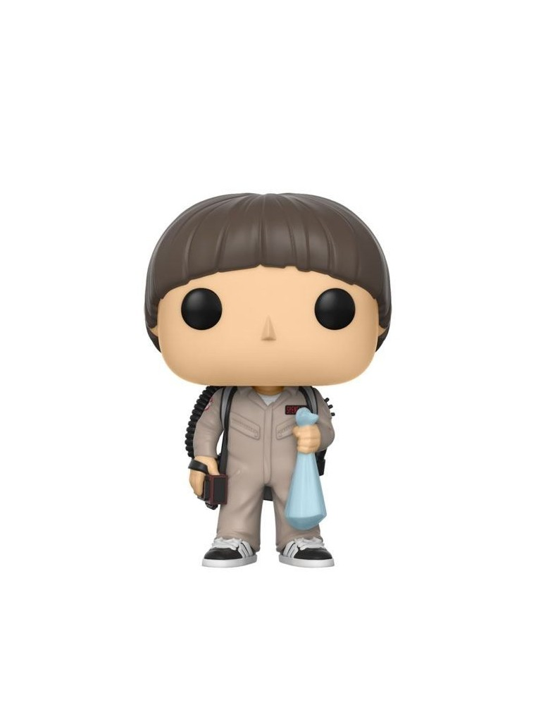 Figura POP Stranger Things: Will Ghostbuster 9 cm