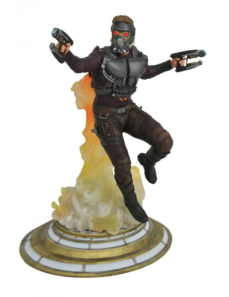 Diorama Guardians Of The Galaxy Vol. 2 : Star-Lord Marvel Gallery