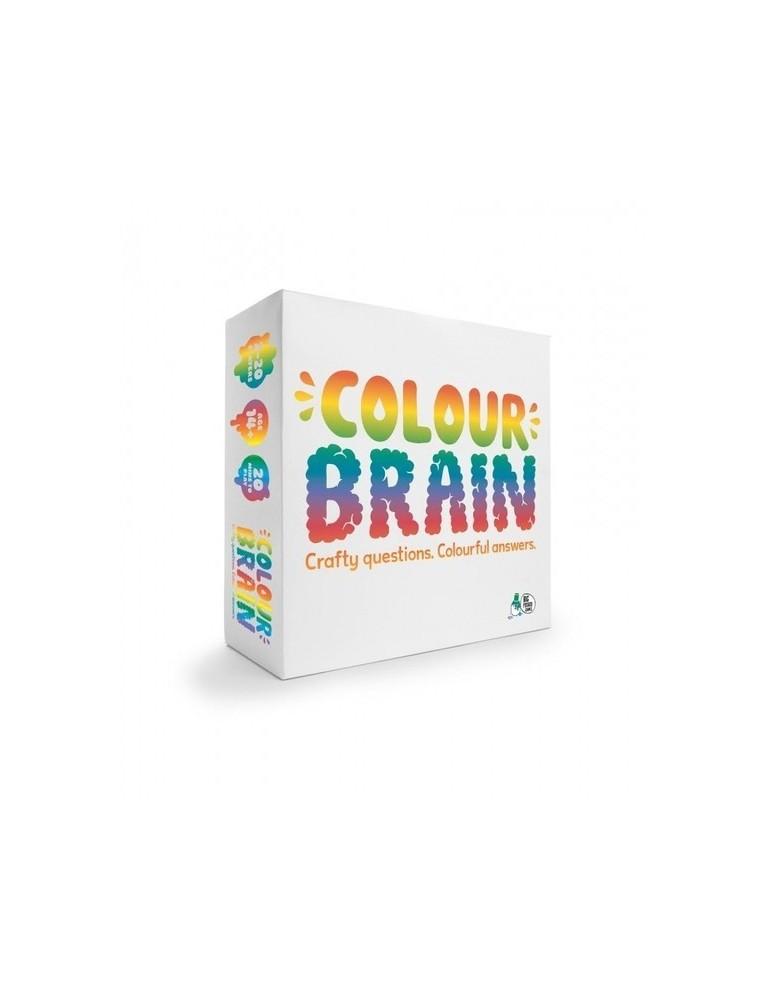 Colour Brain (Inglés)