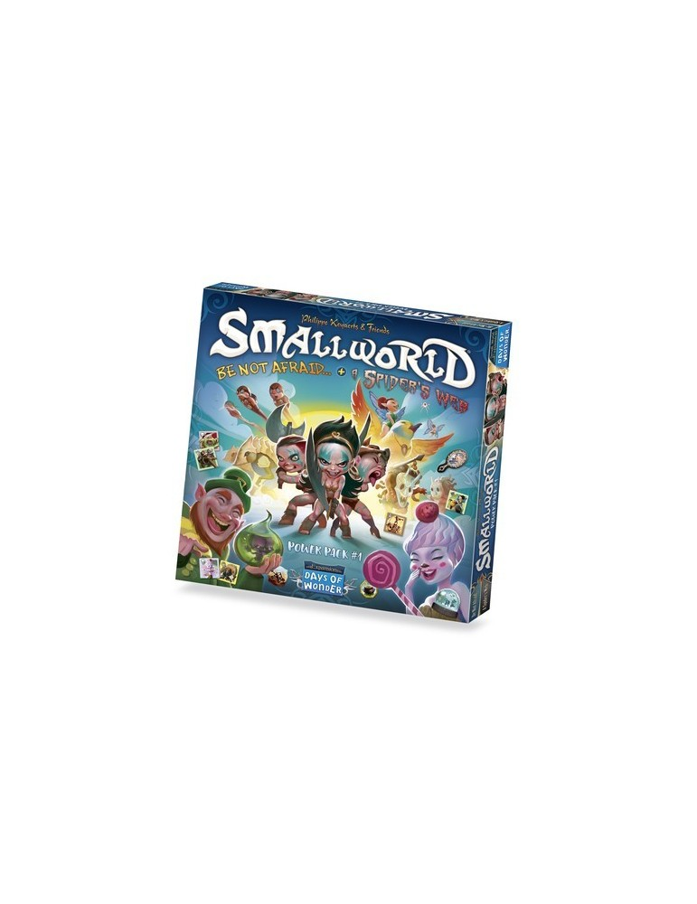 Small World Power Pack 1