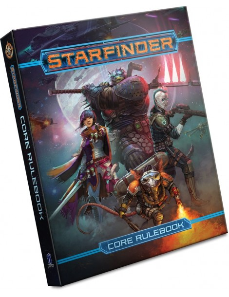 Starfinder Core Rulebook