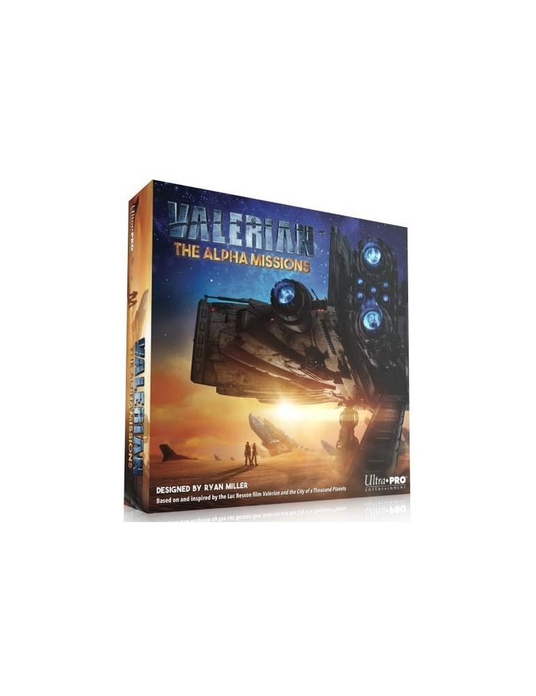Valerian Alpha Mission