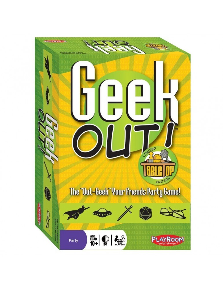 Geek Out!: TableTop Limited Edition