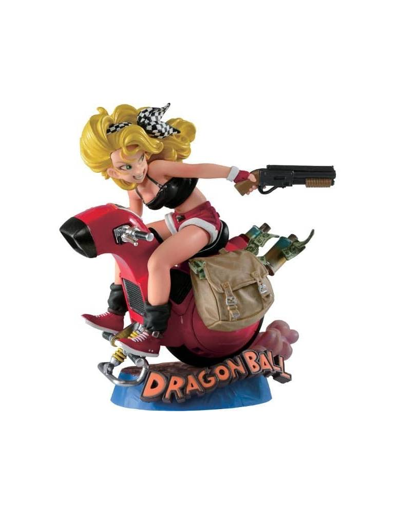 Figura Dragon Ball Scultures: Lunch Special Color 12 cm