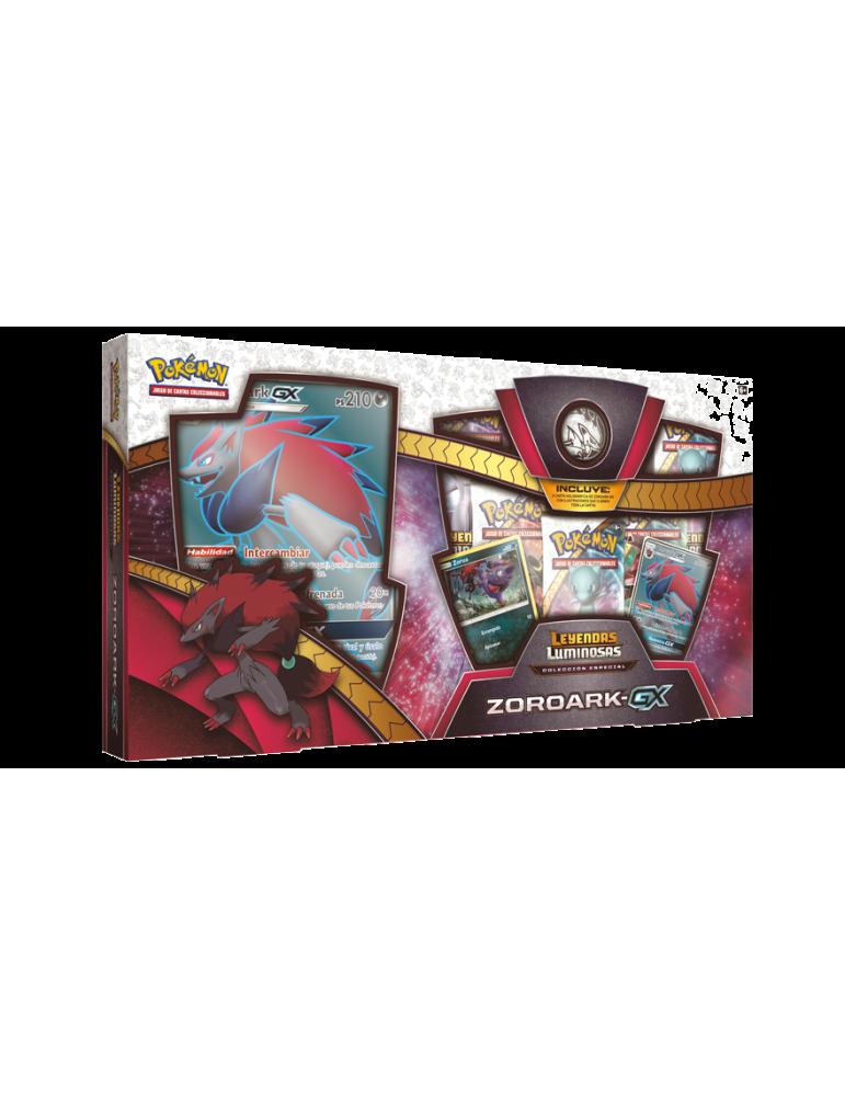 Pokémon JCC: Caja Colección especial Zoroark-GX de Leyendas Luminosas