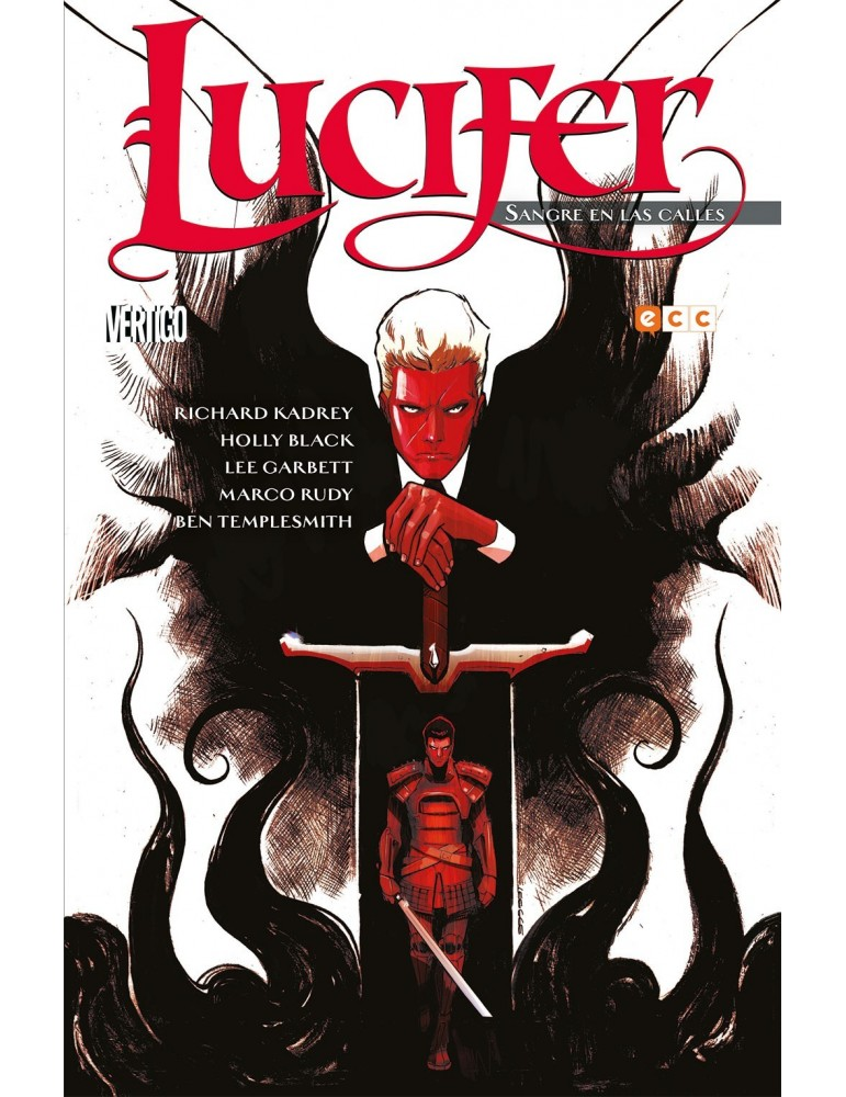 Lucifer: Sangre en las calles (Edición Corregida)