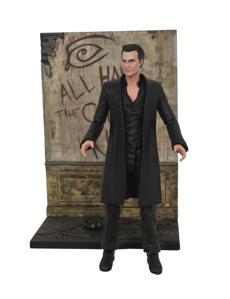 Figura The Dark Tower Movie Select: The Man in Black 18 cm