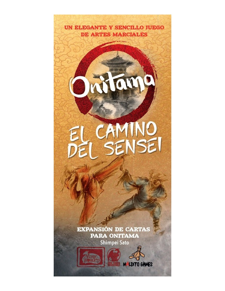 Onitama: El camino del Sensei (Castellano)