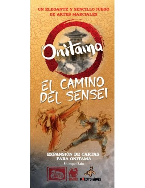 Onitama: El camino del Sensei (Castellano) + Promos