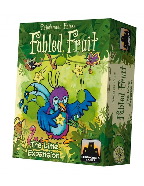 Fabled Fruit: The Lime Expansion (Inglés)