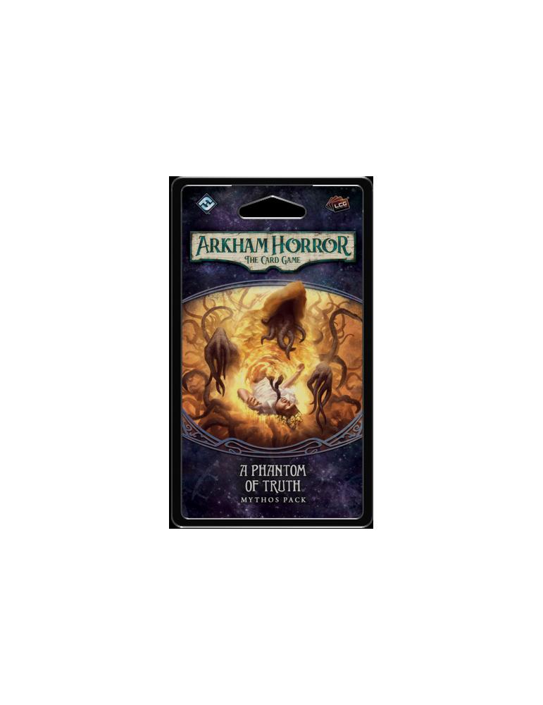 Arkham Horror: The Card Game - A Phantom of Truth Mythos Pack (Inglés)