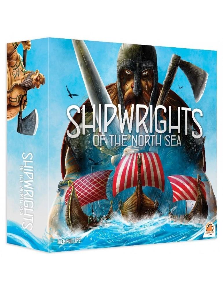 Raiders of the North Sea: Shipwrights of the North Sea (Inglés)