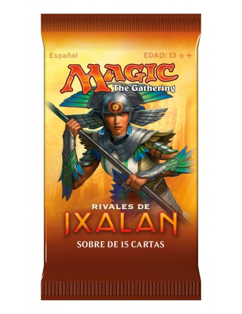 Magic the Gathering: Rivales de Ixalan - Sobre de 15 cartas