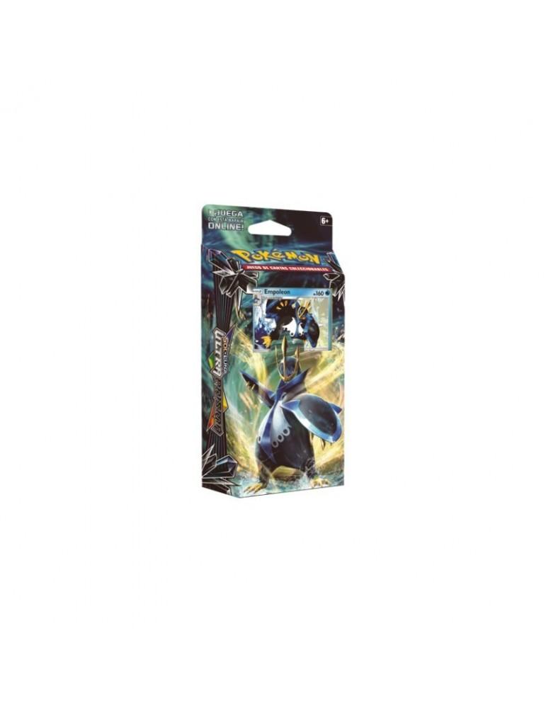 Pokémon JCC: Baraja 60 cartas Sol y Luna Ultraprisma - Empoleon