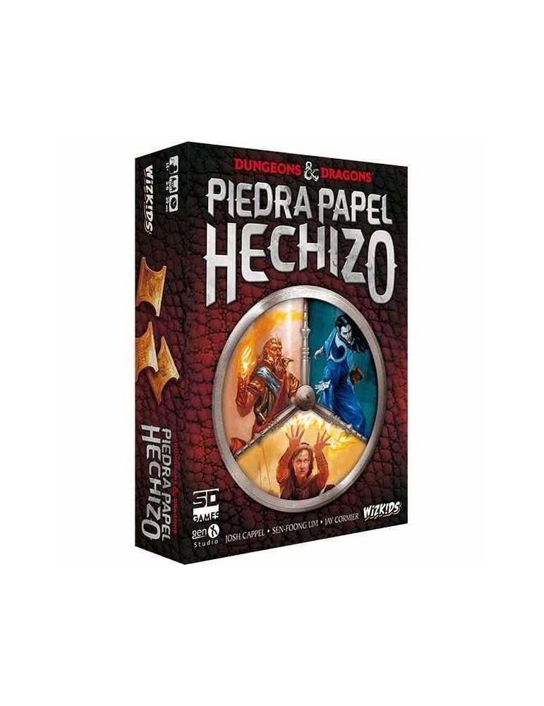 Dungeons & Dragons: Piedra Papel Hechizo