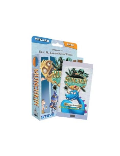 Munchkin Collectible Card Game: Wizard & Bard Starter