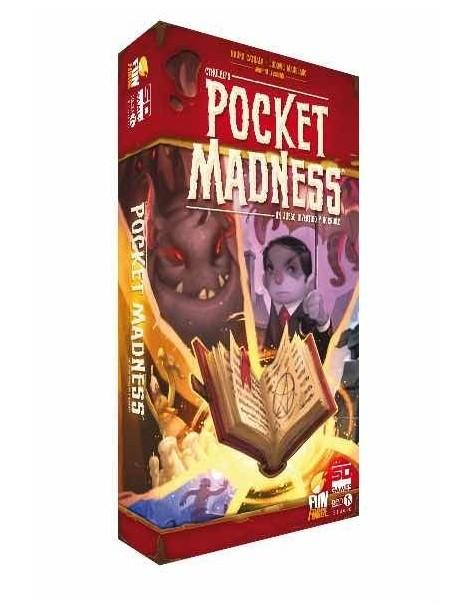 Cthulhu's Pocket Madness (Castellano)