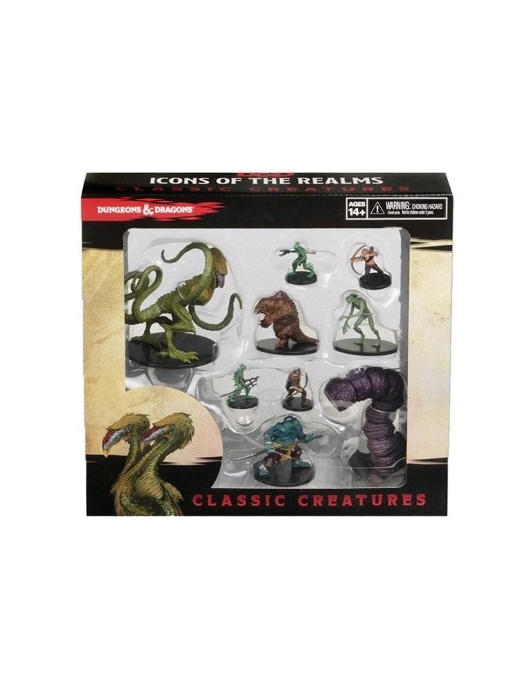 D&D Icons of the Realms: Classic Creatures Box Set + Demogorgon