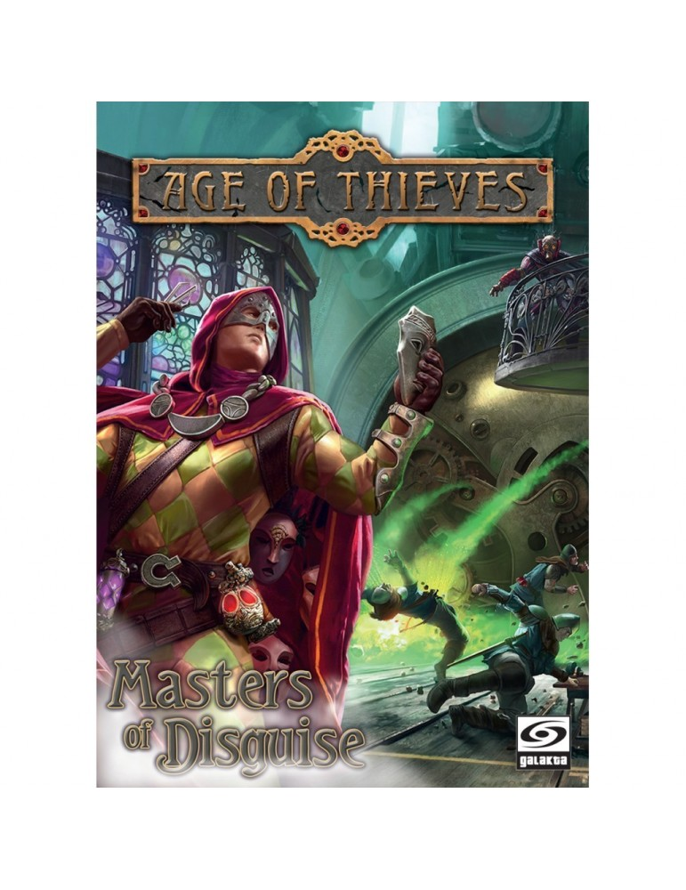 Age of Thieves: Masters of Disguise (Inglés)