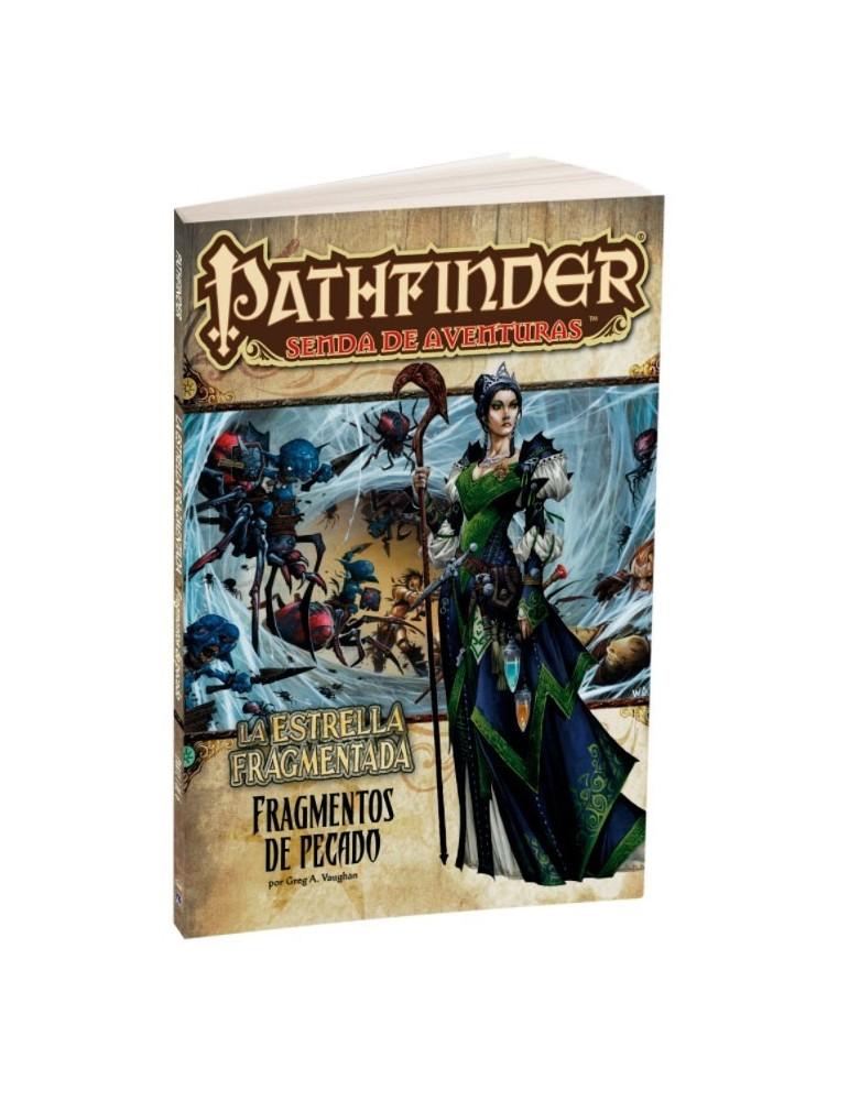 Pathfinder: La Estrella Fragmentada 1 - Fragmentos de Pecado