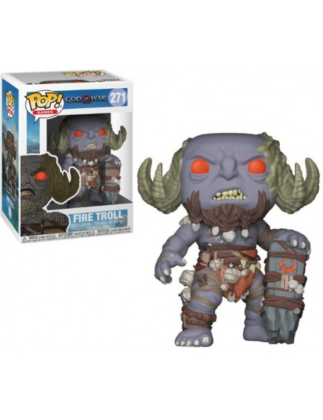 Figura POP God of War: Fire Troll 9 cm