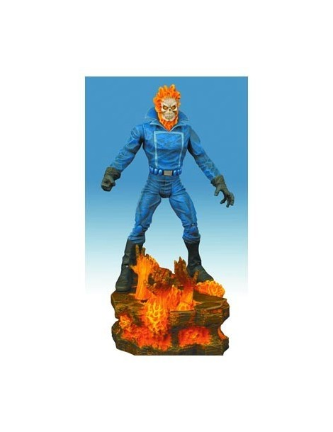 Figura Marvel Select: Motorista Fantasma 18 cm