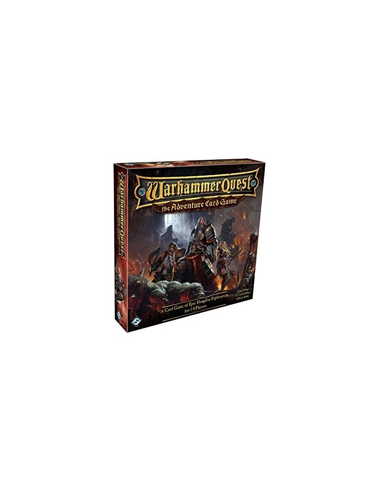Warhammer Quest: The Adventure Card Game (Inglés)