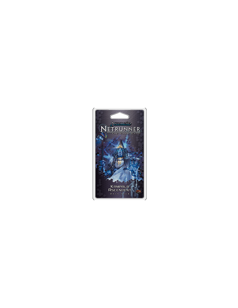Android: Netrunner The Card Game - Kampala Ascendent (Inglés)