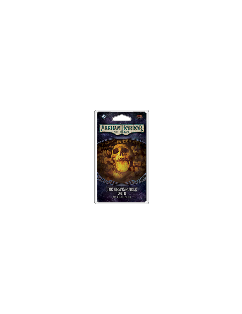 Arkham Horror: The Card Game - The Unspeakable Oath (Inglés)