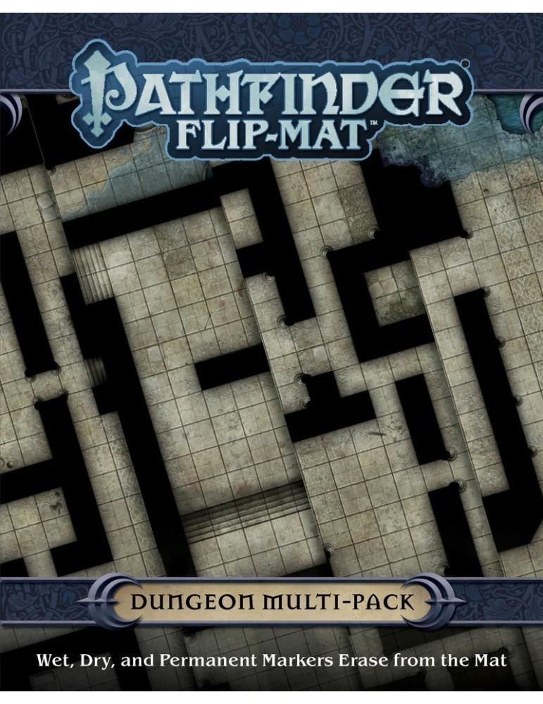 Pathfinder Flip-Mat: Dungeons Multi-Pack