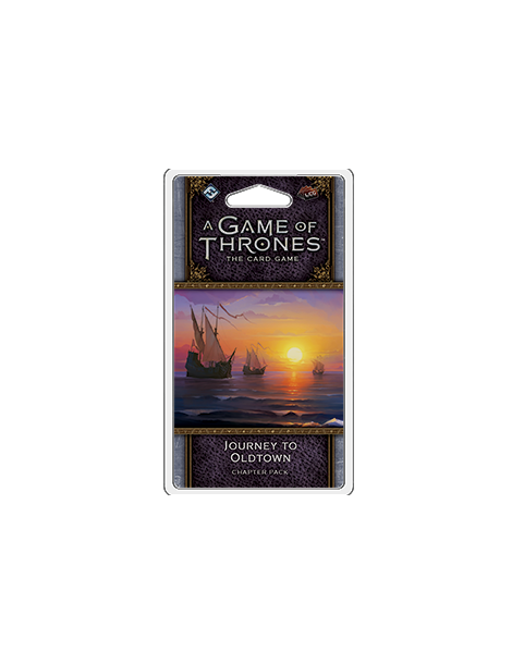A Game of Thrones: The Card Game Second Edition - Journey to Oldtown (Inglés)