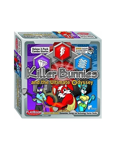 Killer Bunnies and the Ultimate Odyssey: Heroic and Azoic
