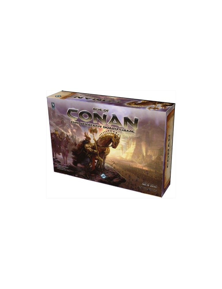 Age of Conan: The Strategy Board Game (Inglés)