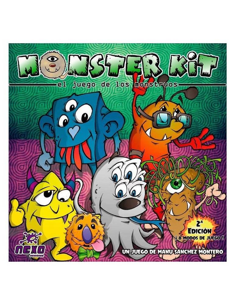 Monster Kit (Segunda Edición)